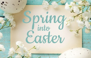 Spring into Easter at Water Mill House Care Home
