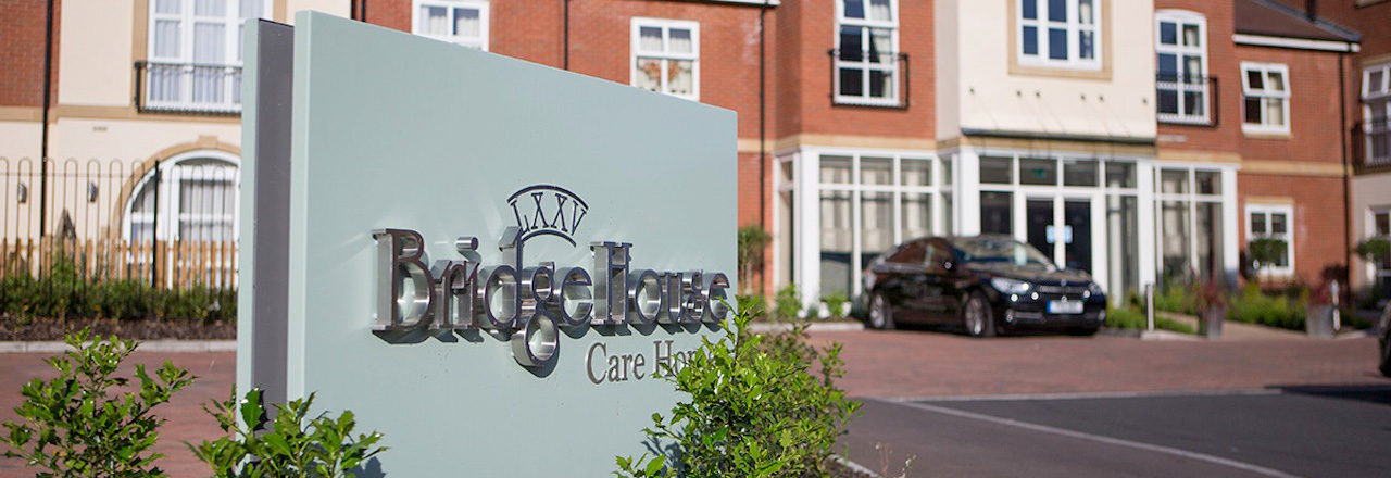 Bridge House Care Home exterior