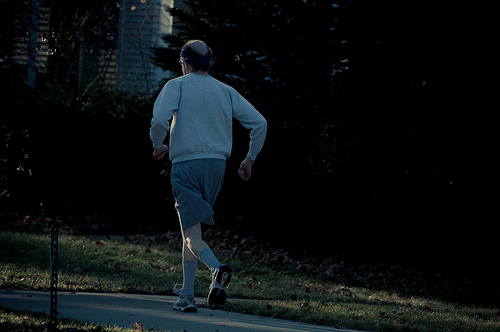 Jogs better guard against dementia than crosswords