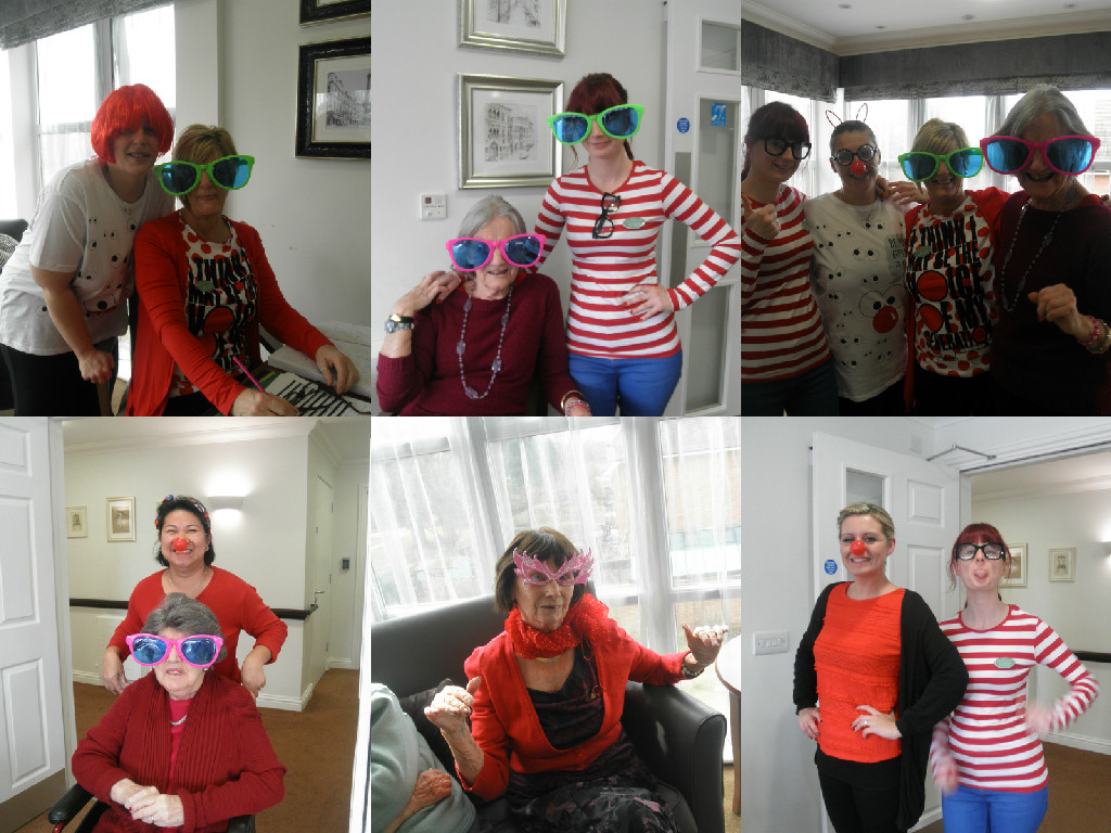 Red Nose Day At Bridge House