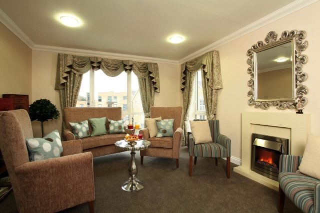 Cosy and comfortable lounges