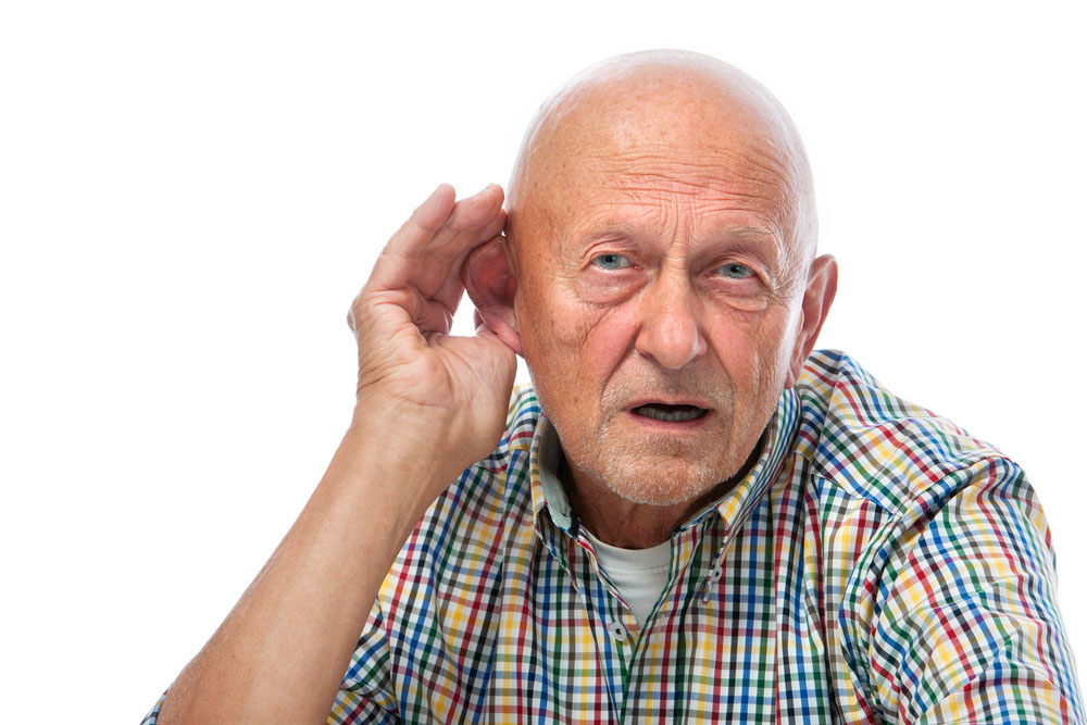 Hearing loss thought to be linked to dementia