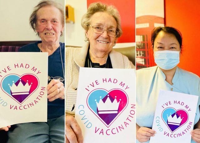 Bridge House COVID Vaccines